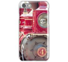 Engine 4 iPhone Case/Skin