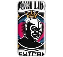 LUCHALIBRE MEXICANO iPhone Case/Skin