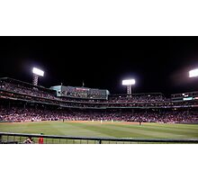 Sox at Fenway Park Photographic Print