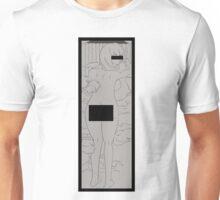 Bath Censorship Unisex T-Shirt
