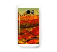 Australian Wildflowers - Western Australia Samsung Galaxy Case/Skin