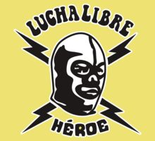 La Luchador32 One Piece - Short Sleeve