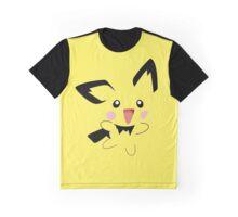 Michu Minimal (Pokemon) Graphic T-Shirt