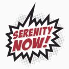 Serenity Now by DetourShirts