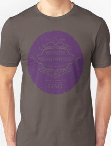 Weasleys' Wizard Wheezes Staff Purple Variation T-Shirt