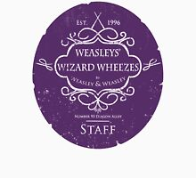 Weasleys' Wizard Wheezes Staff Purple Variation Unisex T-Shirt