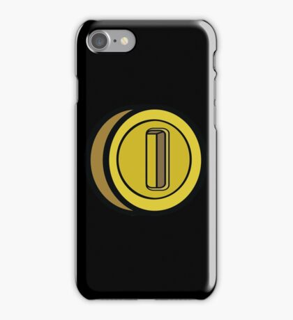 GAME COIN iPhone Case/Skin