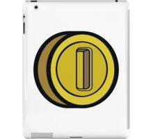 GAME COIN iPad Case/Skin