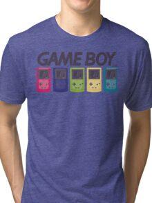 GAMEBOY COLOR Tri-blend T-Shirt