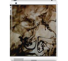 Sienna Ink Swirl  iPad Case/Skin