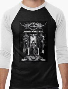 baby metal Men's Baseball ¾ T-Shirt