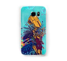 guardian of songbirds Samsung Galaxy Case/Skin
