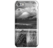 Last Light In Lassen County iPhone Case/Skin