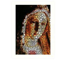 Mary - Holy Mother By Sharon Cummings Art Print