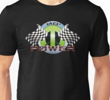 Mo' Power - Lime Unisex T-Shirt