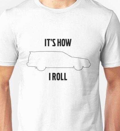 It's how I roll 850 wagon Unisex T-Shirt