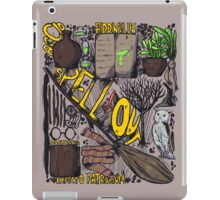 Spell it out - Harry Potter iPad Case/Skin