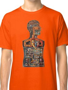 The Human as Industrial Palace Classic T-Shirt