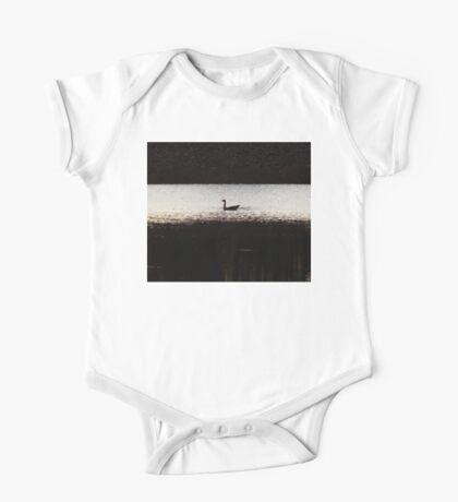 Lone Scout On The Lake One Piece - Short Sleeve