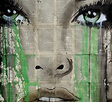 forest by Loui  Jover