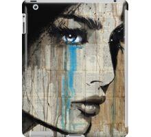 blue hunger iPad Case/Skin