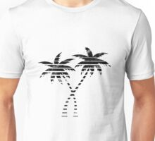 Palm Paint Unisex T-Shirt
