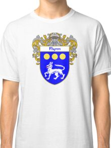 Flynn Coat of Arms/Family Crest Classic T-Shirt