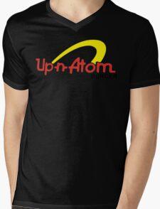 Up-n-Atom Burger - GTA5 Mens V-Neck T-Shirt