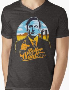 Better Call Saul Mens V-Neck T-Shirt