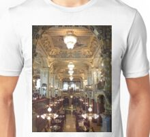 Meet Me for Coffee ~ New York Café ~ Budapest Unisex T-Shirt