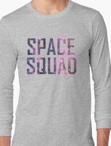 Space Squad Purple Long Sleeve T-Shirt
