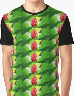 Red Ginger Graphic T-Shirt