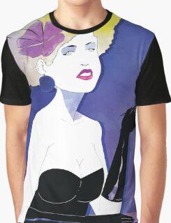 Blue SOUL Graphic T-Shirt