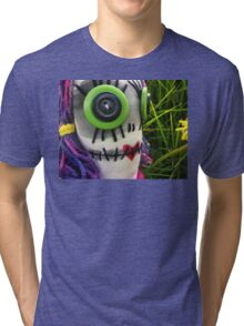 Beauty is in the eye of the beholder. Tri-blend T-Shirt