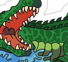 Big Gator Sticker