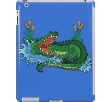 Big Gator iPad Case/Skin