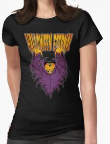 Halloween Eternal Womens Fitted T-Shirt