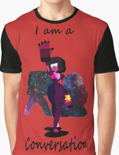 I am a conversation Graphic T-Shirt