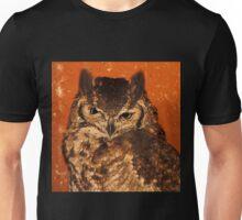 Giant Eagle Owl, Arusha, Tanzania, East Africa  Unisex T-Shirt