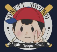 EarthBound Little League Kids Tee