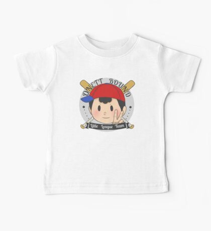 EarthBound Little League Baby Tee