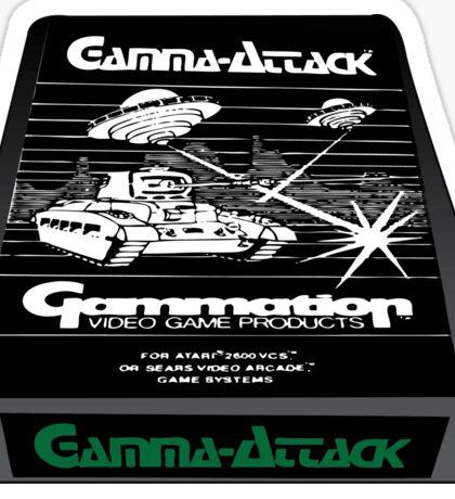 Atari gamma attack  Sticker