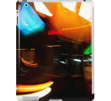HongKong Splashinlights iPad Case/Skin