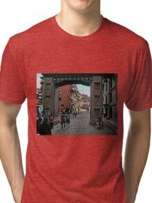 Thamel Gateway Arch Tri-blend T-Shirt