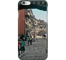 Thamel Gateway Arch iPhone Case/Skin