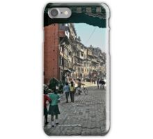 Thamel Gateway Arch iPhone Case/Skin