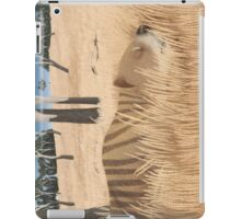 Thylacoleo carnifex - marsupial lion iPad Case/Skin