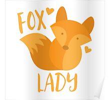 Fox Lady Poster