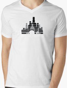 Malt Whiskey  Mens V-Neck T-Shirt
