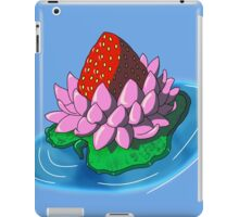 Lotus Fruit iPad Case/Skin